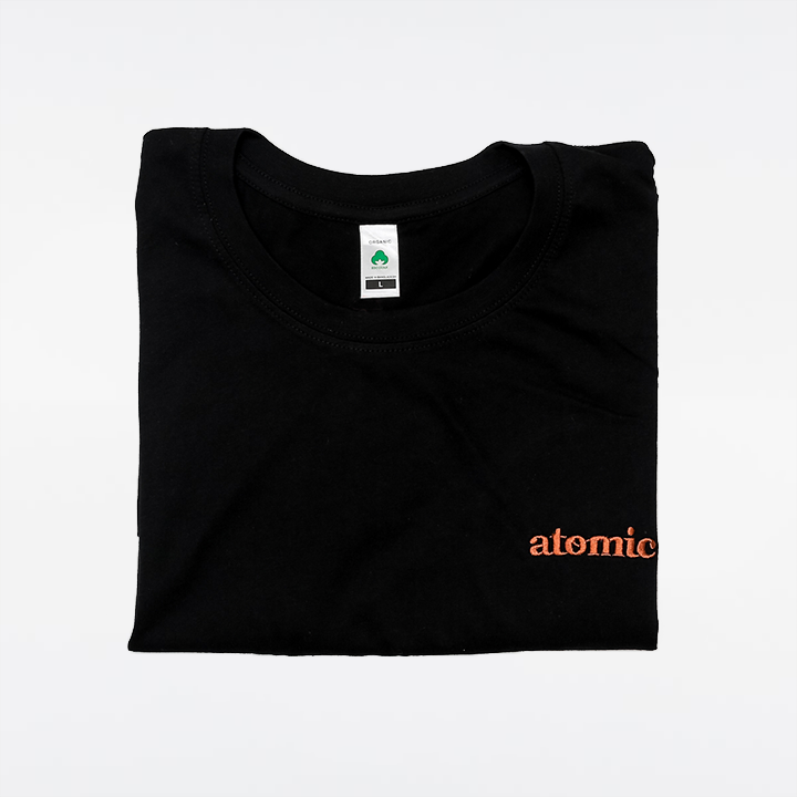 Load image into Gallery viewer, Copper Embroidered Tee