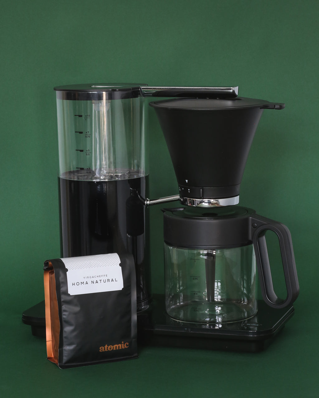 Wilfa Filter Brewer x Atomic Gift Pack