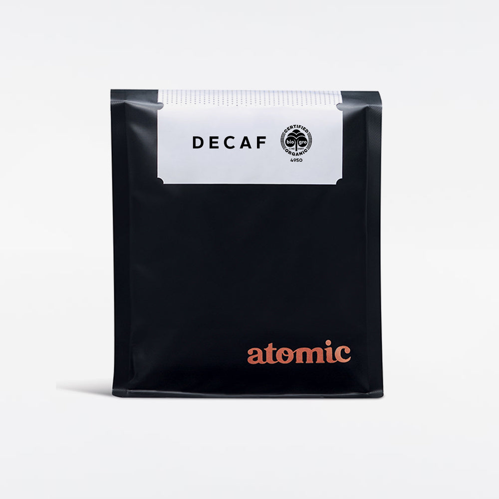 Decaf Certified Organic – Pay As You Go Coffee Subscription