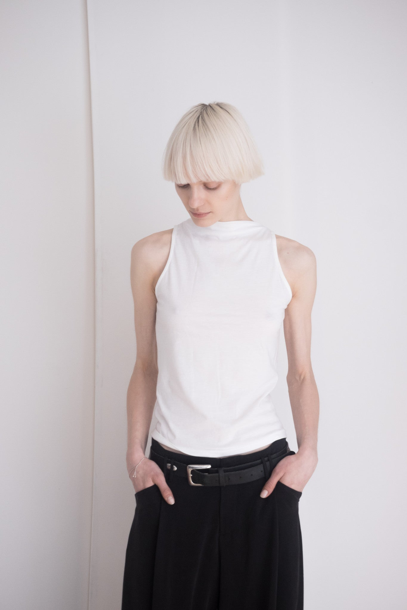 Helix Top White
