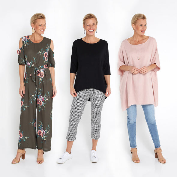 faadb9a60d1 Express Yourself with Tulio - Mature Women's Clothing Store Australia