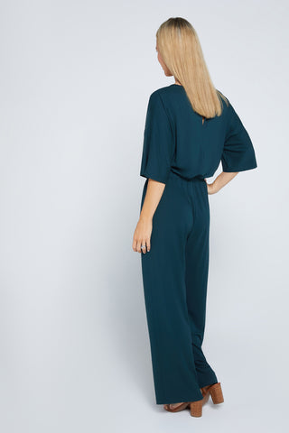 Bamboo Jumpsuit - Forest