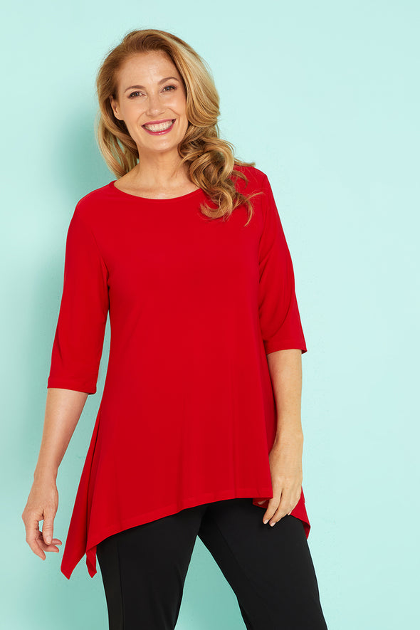 Jayah Top - Red