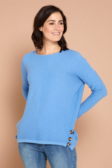 Emmalyn Jumper - Denim