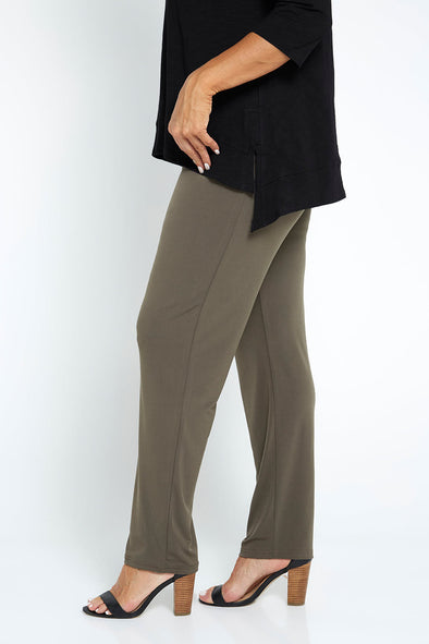 Gianna Pants - Khaki