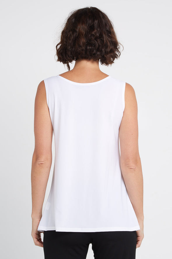 Whispers Camisole - White