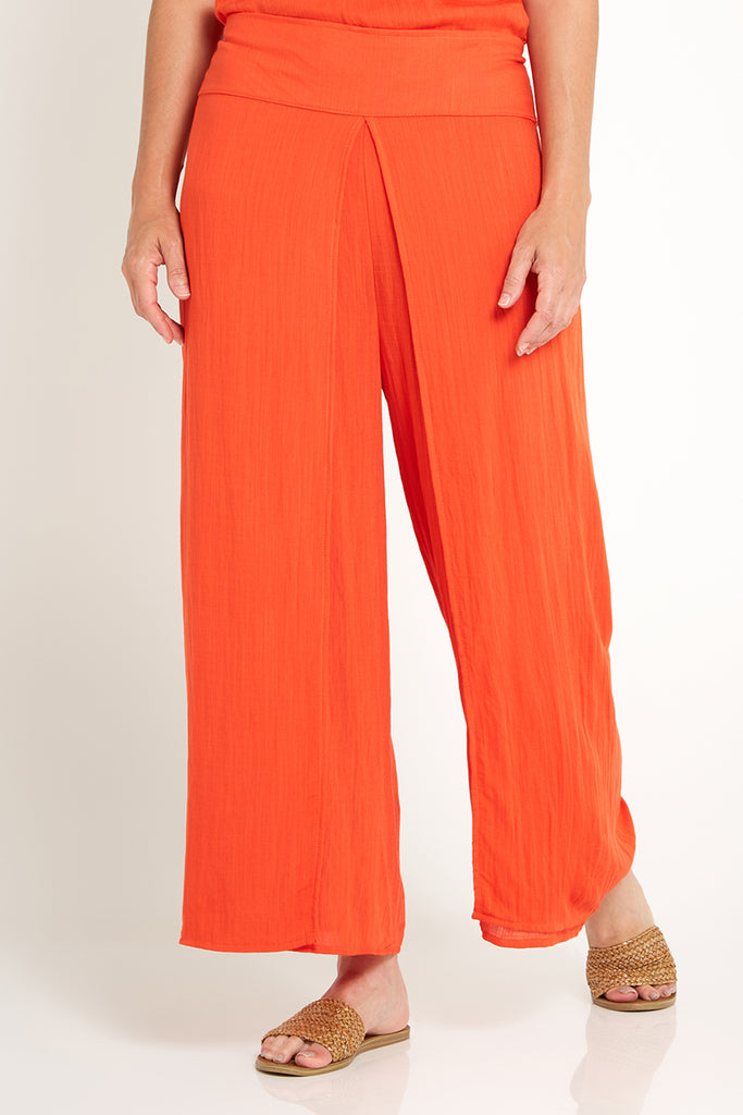 Takahashi Pants - Red Copper
