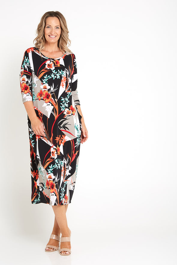 Mornington Dress - Nassau
