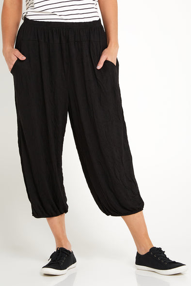 Esmeralda Pants - Black