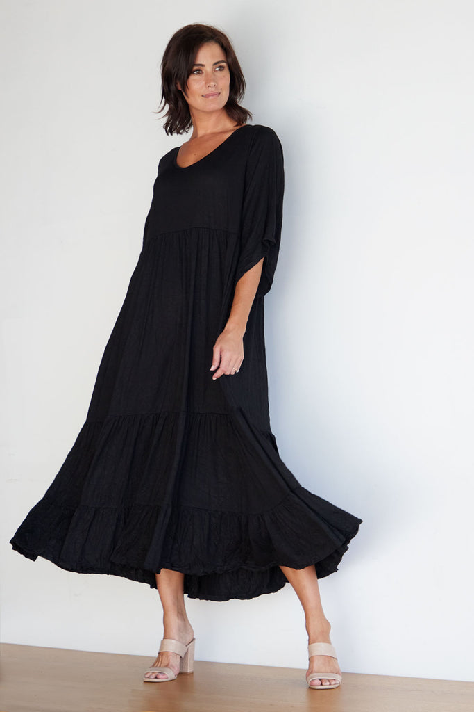 Eleanora Dress - Black