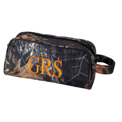 Woods Camo Toiletry Bag-Travel-PinkandLulu.com