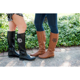 Brooklyn Brown Boots-Boots-PinkandLulu.com