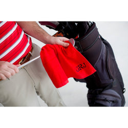 Red Golf Towel-Sports-PinkandLulu.com