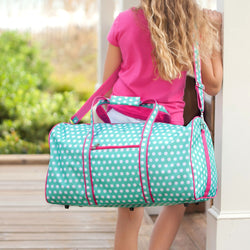 Hadley Bloom Duffel Bag-Duffel Bag-PinkandLulu.com
