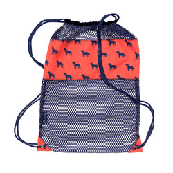 Dog Days Mesh Backpack-Backpack-PinkandLulu.com