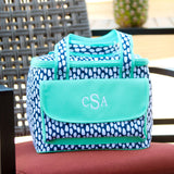 Tide Pool Cooler Bag-Cooler-PinkandLulu.com