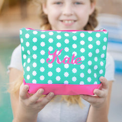 Hadley Bloom Cosmetic Bag-Cosmetic Bag-PinkandLulu.com