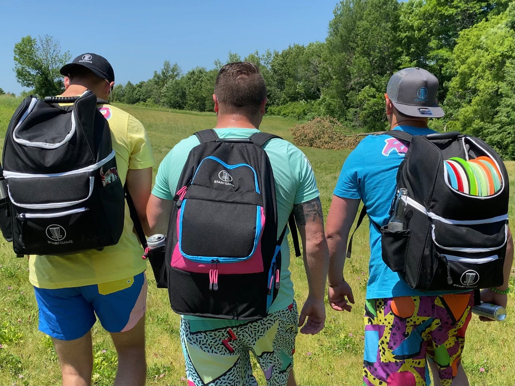 Disc Golf Bags - What Does Grow The Sport Mean