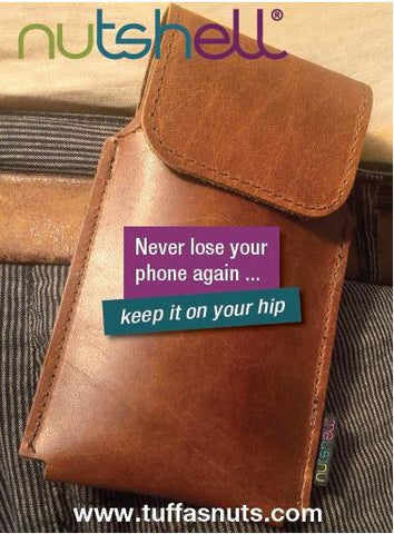 In a Nutshell...Never lose your phone again!