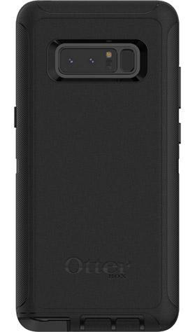 Samsung Galaxy Note 8 in Otterbox Defender Smartphone Holster- Ultimate Smartphone Security