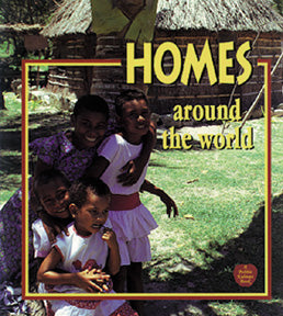 Continents: Homes Around the World Book