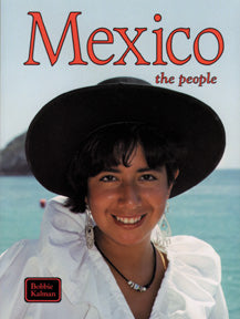 Mexico: the People Around the World Book