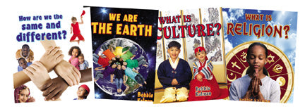 Our Multicultural World Book Set/4