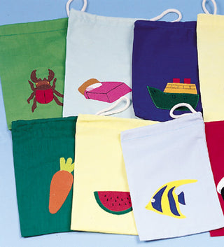 Mystery Bags: Insect or Transportation Embroidered Theme Bags