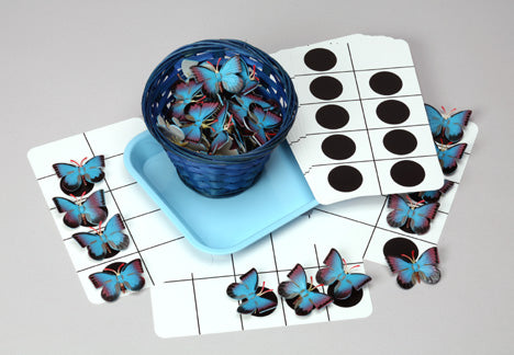 Pictorial: Count-a-Butterfly Kit