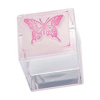 Butterfly See-Thru Stamp