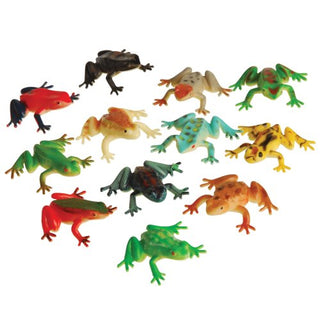 Replicas: Frog Miniature Sets