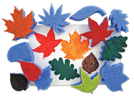 Leaf Sponges: Super Value Set/12