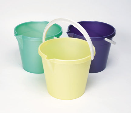 Bucket: Child-Sized Opaque Plastic Pail Item# P2263
