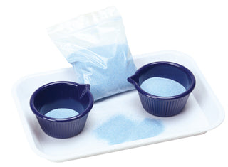 Ramekin Sand Pouring Kit: Blue Item# P6576K