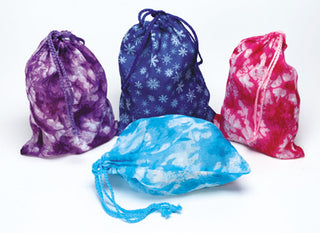 Cloth Cotton Mystery Drawstring Bag