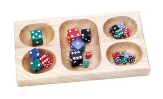 Sorting: Dice Color, Size & Count Kit Item# S6430K