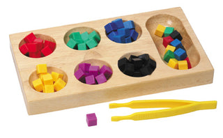 Color and Counting Cube Sorting Kit