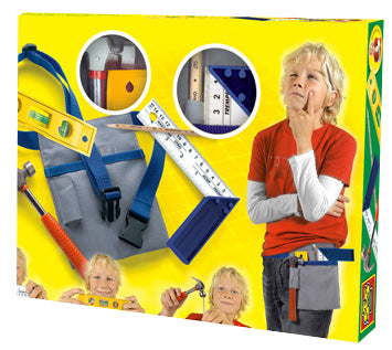 Tool Belt & Real Tools for Children