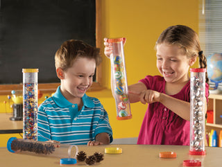 Clear Science/Sensory Tubes