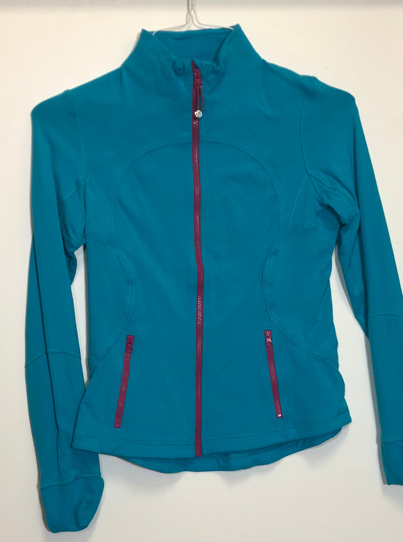 LuluLemon Zip-up szS