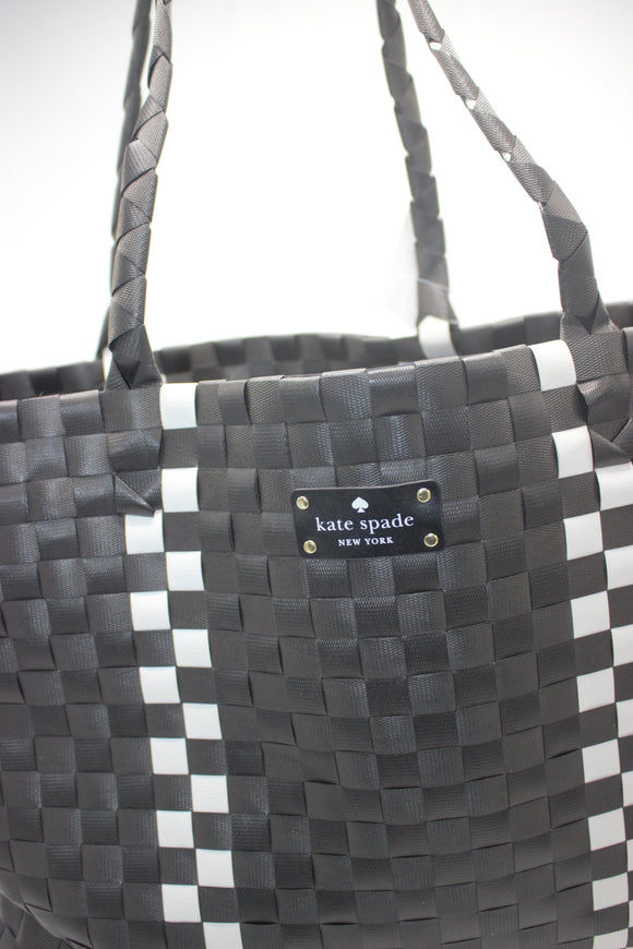 Kate Spade Black/White Bag