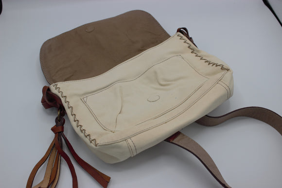 Lucky Brand Canvas Crossbody