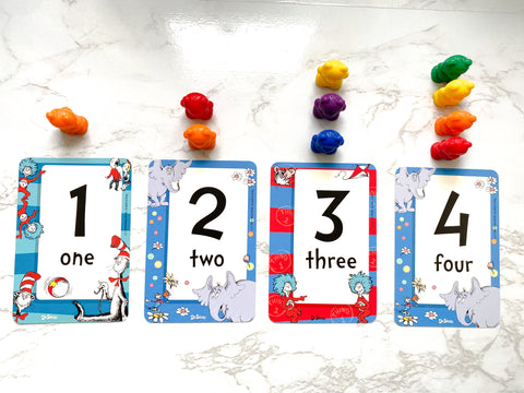 Number Counting Game