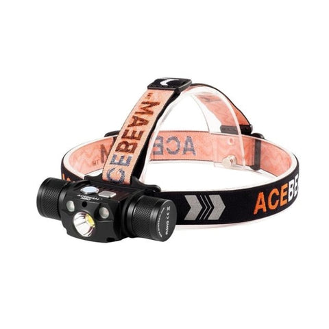 4000 Lumen Headlamp - Usb-C Rechargeable - Acebeam H30 6500K - Flashlights - Acebeam - Colonel Mustard