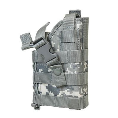 Ambidextrous Modular Molle Holster - Digital Camo - Holsters And Scabbards - Vism - Colonel Mustard