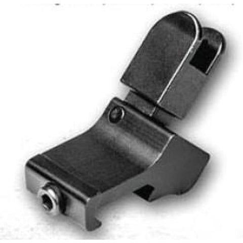 Ar-15 45 Degree Off-Set Folding Front Sight - Picatinny Mount - Sights - Ncstar - Colonel Mustard