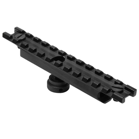 Ar-15 Carry Handle Adapter Mount - Weaver - Mounting Systems - Ncstar - Colonel Mustard
