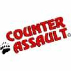 Counter Assault Dog Deterrent Pepper Spray With Holster - Outdoor Equipment - Counter Assault - Colonel Mustard