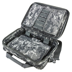 Deluxe Double Pistol Case - Digital Camo - Pistol Cases - Vism - Colonel Mustard
