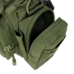 Deployment Bag - Red/black - Molle Pouches And Accessories - Condor Outdoor - Colonel Mustard